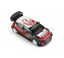 Ixo - C3 WRC Meeke MC2017