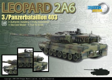Dragon - Leopard 2A6