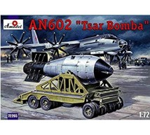 A Model - AN-602 Tsar Bomb