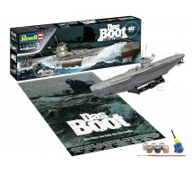 Revell - Coffret Das Boot 40th Anniv (LE)