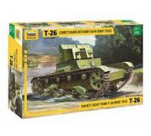 Zvezda - char T26 twin turret