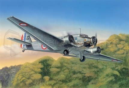 Italeri - Ju-52   (4 deco.)