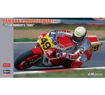 HASEGAWA - YAMAHA YZR500 Team Roberts 89