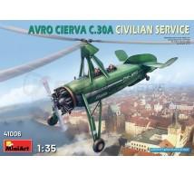 Miniart - Avro Cierva C30A Civilian service