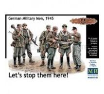 Master box - German infantry 1945