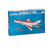 Trumpeter - F-7EB Chengdu