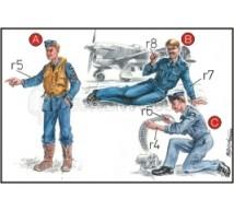 Cmk - Pilote & mécano RAF