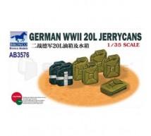 Bronco - German Jerrycans 20 L