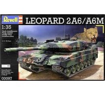 Revell - Leopard 2A6/2A6M