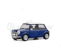 Solido - Mini Cooper 1.3i Sport pack Bleue