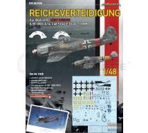 Eduard - Bf-109 G-6/14 & Fw-190 A-8/R2 Reichsverteidigung