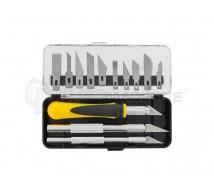 Modelcraft - Coffret 3 cutters
