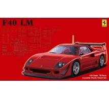 Fujimi - F40 LM & detail set