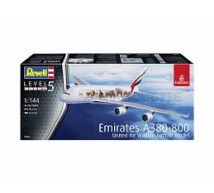 Revell - A 380-800 Emirates UW