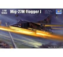 Trumpeter - Mig-27M Flogger J