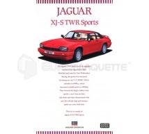 Hasegawa - Jaguar XJ-S TWR Sport