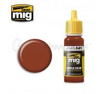 Mig products - Dark rust color