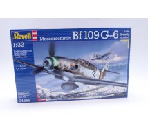 Revell - Bf-109 G6 late et early 1/32