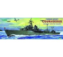 Trumpeter - destroyer Courageous