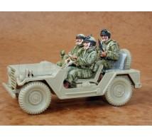 Cmk - Equipage Israelien M-151