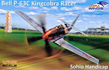 Dora wings - P-63C Racer