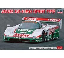 Hasegawa - Jaguar XJR-9 IMSA Sprint type