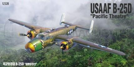 Academy - B-25D Pacific