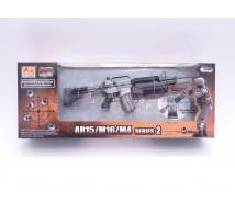 Easy Models - M4A-1 M203 1/3