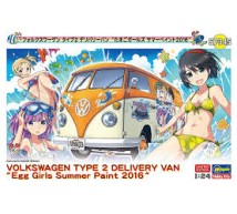 Hasegawa - Combi VW Eggs Girls Summer paint 2016