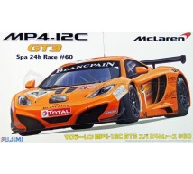 Fujimi - Mc Laren MP4/12C 24h de Spa