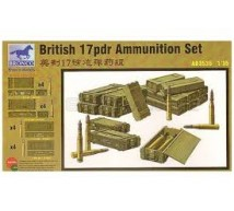 Bronco - 17Pdr Munitions