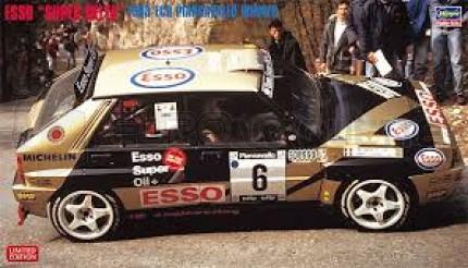 Hasegawa - ESSO Super Delta 1993 ECR