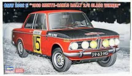 Hasegawa - BMW 2002 ti MC Rally winner 1969