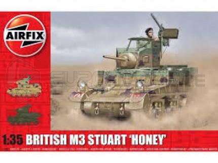 Airfix - M3 Stuart Honey