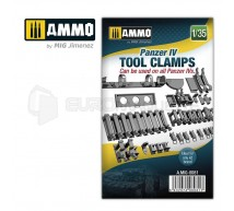 Mig products - Pz IV tool clamps