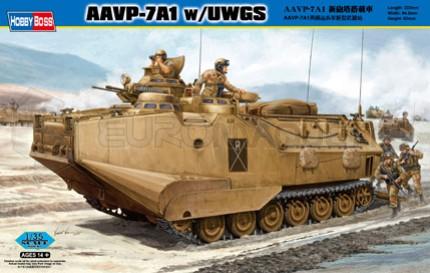 Hobby boss - AAVP-7A1 & UWGS