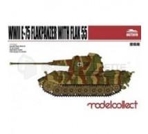 Model collect - E-75 & Flak 55