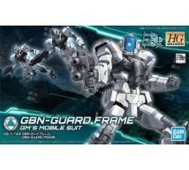 Bandai - HG GBN-Guard Frame (5055360)