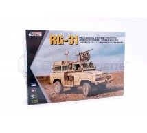 Kinetic - RG-31 Canadien MRAP