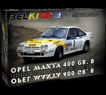 Belkits - Opel Manta 400 Gr.B G Frequelin