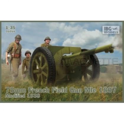 Ibg - Canon 75mm Français 1940