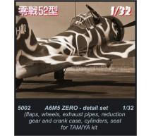 Cmk - A6M5 Zero exterieur  (tamiya)