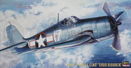 Hasegawa - F6F-3 Hellcat