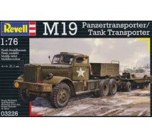 Revell - Tracteur M-19