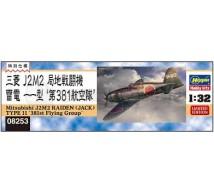 Hasegawa - J2M3 Raiden 381st FG