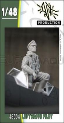 Djiti production - Luftwaffe pilot WWII