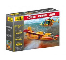 Heller - Coffret Securité Civile