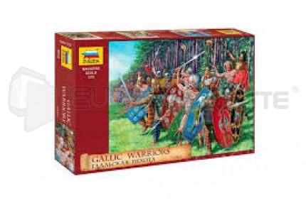Zvezda - Gallic warriors