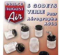 Prince August - 6 godets pour Aero A011