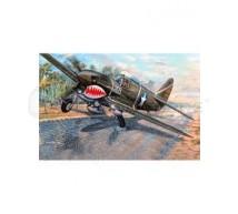 Trumpeter - P-40F War Hawk